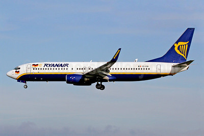 "Ryanair Boeing 737-8AS WL EI-CSI (msn 29924) ""Frankfurt"" DUB (SM Fitzwilliams Collection). Image: 913050."