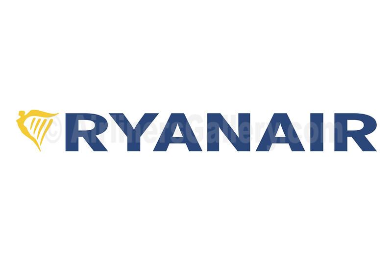 1. Ryanair logo