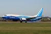 Ryanair Boeing 737-8AS EI-DCL (msn 33806) (Dreamliner colors) LTN (Antony J. Best). Image: 902574.