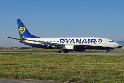 Ryanair Boeing 737-8AS WL EI-DPB (msn 33603) TLS (Paul Bannwarth). Image: 940735.