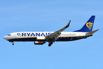 Ryanair Boeing 737-8AS WL EI-EBY (msn 35006) TLS (Paul Bannwarth). Image: 940736.