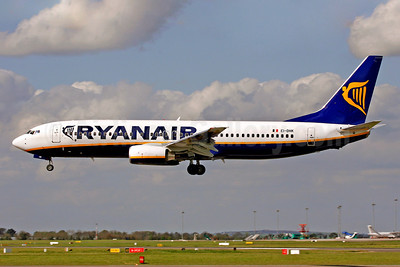 Ryanair Boeing 737-8AS EI-DHK (msn 33820) DUB (SM Fitzwilliams Collection). Image: 921173.