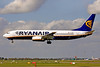 Ryanair Boeing 737-8AS EI-DHK (msn 33820) DUB (SM Fitzwilliams Collection). Image: 921173.