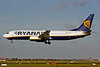 Ryanair Boeing 737-8AS EI-DAZ (msn 33559) DUB (SM Fitzwilliams Collection). Image: 921172.
