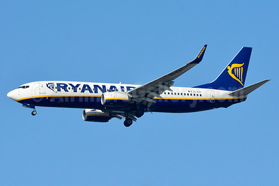 Ryanair Boeing 737-8AS WL EI-EVI (msn 38502) BSL (Paul Bannwarth). Image: 937328.