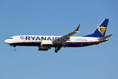 Ryanair Boeing 737-8 MAX 8 (200) N1779B (EI-HGP) (msn 62330) BFI (Joe G. Walker). Image: 954299.