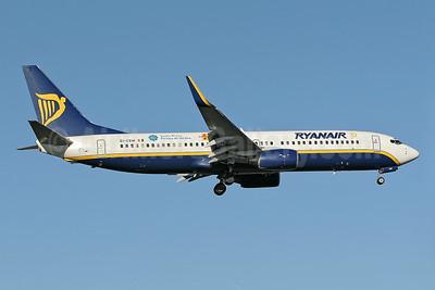 Ryanair Boeing 737-8AS WL EI-CSW (msn 29935) (Costa Brava - Pirineau de Girona) STN (Keith Burton). Image: 901026.