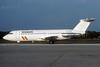Ryanair BAC 1-11 476FM G-AZUK (msn 241) (Baltic stripes) MXP (Christian Volpati Collection). Image: 937324.