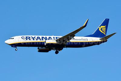 Ryanair Boeing 737-8AS WL EI-DAH (msn 33546) BSL (Paul Bannwarth). Image: 931657.