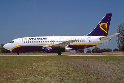 Ryanair Boeing 737-204 EI-CJE (msn 22639) CDG (Christian Volpati). Image: 937325.
