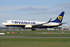 Ryanair take delivery of its 450th Boeing 737-800