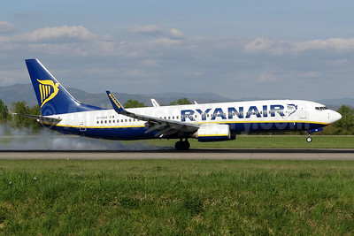 Ryanair Boeing 737-8AS WL EI-DAD (msn 33544) BSL (Paul Bannwarth). Image: 923982.