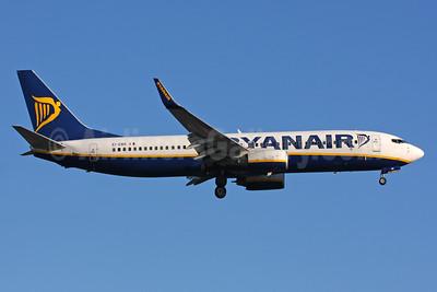 Ryanair Boeing 737-8AS WL EI-EBR (msn 37530) LGW (SPA). Image: 937327.