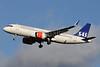 Scandinavian Airlines-SAS (Ireland) Airbus A320-251N WL EI-SIA (msn 7897) LHR (SPA). Image: 940744.