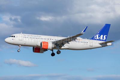 Scandinavian Airlines-SAS (Ireland) Airbus A320-251N WL EI-SIC (msn 7979) ARN (Stefan Sjogren). Image: 948281.