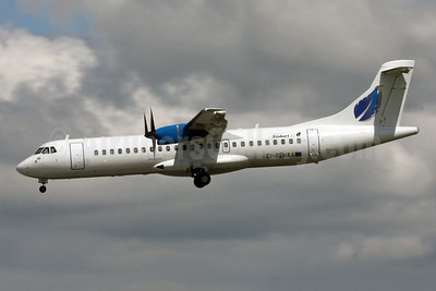 Stobart Air's spare for Aer Lingus Regional-Flybe operations