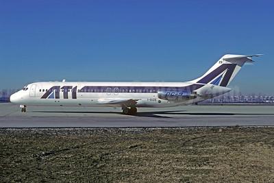 ATI (Aero Trasporti Italiani) McDonnell Douglas DC-9-32 I-DIZO (msn 47518) LIN (Christian Volpati Collection). Image: 949888.