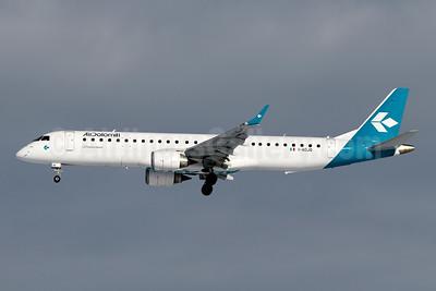 Air Dolomiti Embraer ERJ 190-200LR (ERJ 195) I-ADJO (msn 19000280) MUC (Arnd Wolf). Image: 945669.