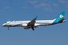 Air Dolomiti Embraer ERJ 190-200LR (ERJ 195) I-ADJS (msn 19000597) FRA (Paul Bannwarth). Image: 921242.