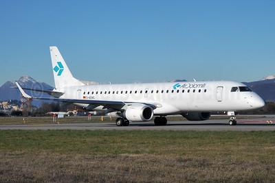 Air Dolomiti Embraer ERJ 190-100LR D-AEMG (msn 19000404) BGY (Marco Finelli). Image: 928051.