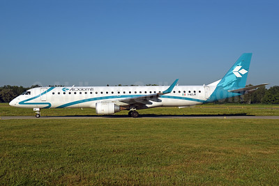 Air Dolomiti Embraer ERJ ERJ 190-200LR (ERJ 195) I-ADJR (msn 19000595) ZRH (Rolf Wallner). Image: 950880.