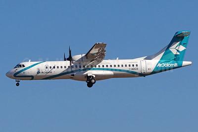 Air Dolomiti-Lufthansa ATR 72-212A (ATR 72-500) I-ADCB (msn 660) FRA (Paul Bannwarth). Image: 938572.
