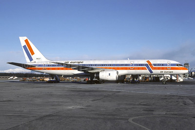 Leased from Air Holland on October 30, 1994