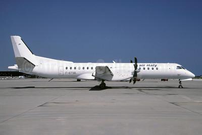Air Italy (1st) SAAB 2000 F-GTSB (msn 014) BCN (Christian Volpati). Image: 952522.
