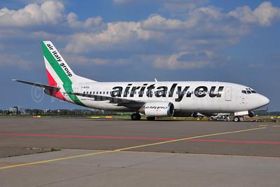Air Italy (airitaly.eu) (2nd) Boeing 737-33A I-AIGL (msn 23636) AMS (Ton Jochems). Image: 954030.