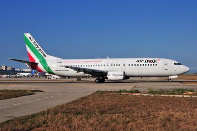 Air Italy (2nd) Boeing 737-430 I-AIMR (msn 27007) PMI (Ton Jochems). Image: 954028.