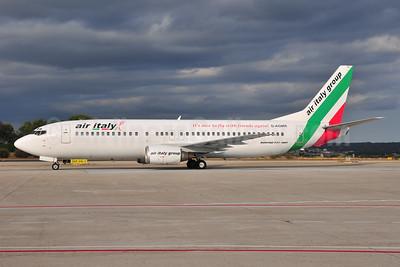 Air Italy (2nd) Boeing 737-430 D-AGMR (I-AIMR) (msn 27007) PMI (Ton Jochems). Image: 954027.
