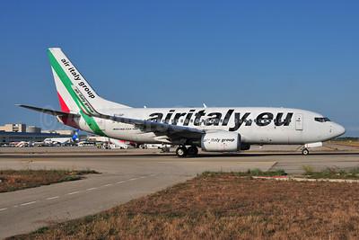 Air Italy (airitaly.eu) (2nd) Boeing 737-7GL WL EI-IGP (msn 37233) PMI (Ton Jochems). Image: 954033.