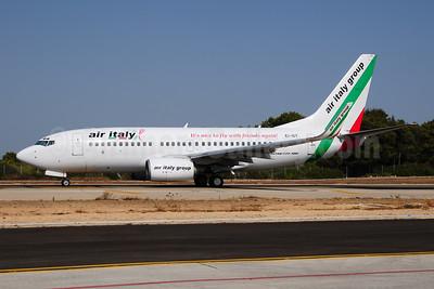 Air Italy (2nd) Boeing 737-73V WL EI-IGT (msn 32421) PMI (Ton Jochems). Image: 954032.