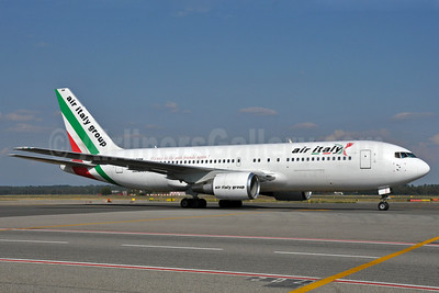 Air Italy (2nd) Boeing 767-23B ER I-AIGH (msn 23973) MXP (Richard Vandervord). Image: 903658.