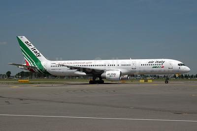 Air Italy (2nd) Boeing 757-230 I-AIGB (msn 24738) AMS (Ton Jochems). Image: 953034.