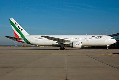 Air Italy (2nd) Boeing 767-304 ER I-AIGG (msn 28041) FRA (Bernhard Ross). Image: 900463.