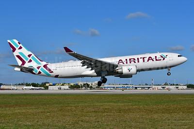 Air Italy (3rd) Airbus A330-202 EI-GGP (msn 521) MIA (Ken Petersen). Image: 948861.