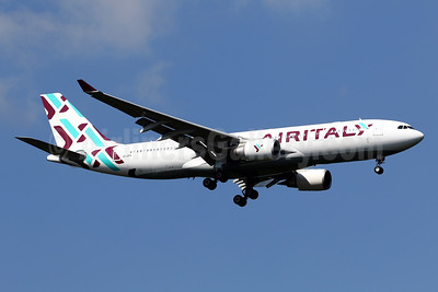 Air Italy (3rd) Airbus A330-202 EI-GFX (msn 571) MXP (Javier Rodriguez). Image: 942617.