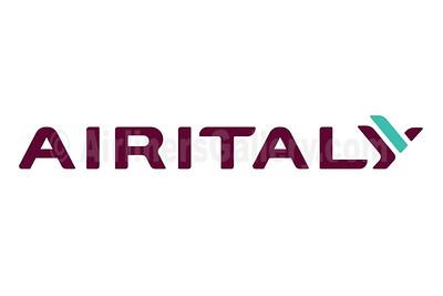 1. Air Italy (3rd) logo