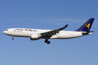 Air One Airbus A330-202 EI-DIP (msn 339) LGW (Terry Wade). Image: 901210.