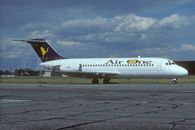 Air One Douglas DC-9-15F I-TIAR (msn 47015) (Jacques Guillem Collection). Image: 927697.