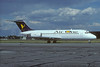 Air One Douglas DC-9-15F I-TIAR (msn 47015) (Jacques Guillem Collection). Image: 927697.