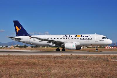 Air One Airbus A320-216 EI-DTA (msn 3732) PMI (Ton Jochems). Image: 953049.