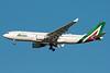 Alitalia (3rd) (Societa Aerea Italiana) Airbus A330-202 EI-EJG (msn 1123) JFK (Fred Freketic). Image: 929997.