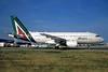 Alitalia (3rd) (Societa Aerea Italiana) Airbus A319-112 EI-IMF (msn 2083) ORY (Jacques Guillem). Image: 935811.