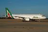 Alitalia (3rd) (Societa Aerea Italiana) Airbus A320-216 EI-DSA (msn 2869) LHR. Image: 934607.
