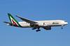 Alitalia (3rd) (Societa Aerea Italiana) Boeing 777-243 ER EI-DBK (msn 32783) JFK (Marcelo F. De Biasi). Image: 933655.