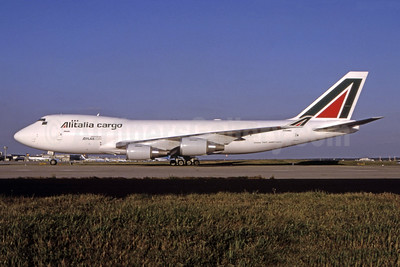 Leased from/operated by Atlas Air in July 2000