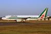 Alitalia (3rd) (Societa Aerea Italiana) Airbus A320-216 EI-DTN (msn 4143) LHR. Image: 928749.
