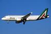 Alitalia (3rd) (Societa Aerea Italiana) Airbus A320-216 EI-DSA (msn 2869) FCO (Jacques Guillem). Image: 935814.